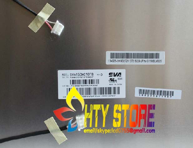 15 INCH SVA150XG10TB china TFT 1024*768 lcd Display Panel Free Shipping цена