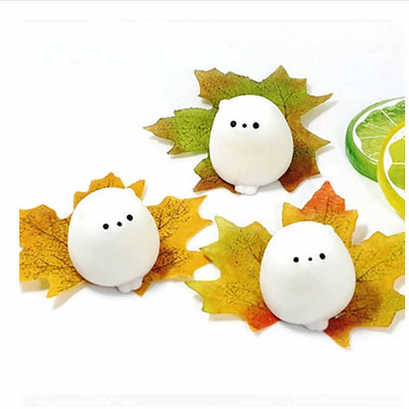 Kids Speelgoed Collectibles Anime Pet Squishy Antistress Druk Kawaii Afreageren Squeeze Stress Reliever Decompressie Dier Telefoon Strap