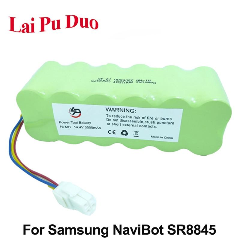 3 Ah Handheld Vacuum Cleaner Battery for Samsung NaviBot S SR8980