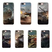 New World Of Tanks Imagem Caixa Do Telefone Para Galaxy J1 J2 J3 J330 J4 J5 J6 J7 J730 J8 2015 2016 2017 2018 mini Pro(China)