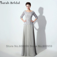 New Design As Picture Mermaid Sweetheart Sequined Floor Length Evening Dresses Women Sexy Mother Of The