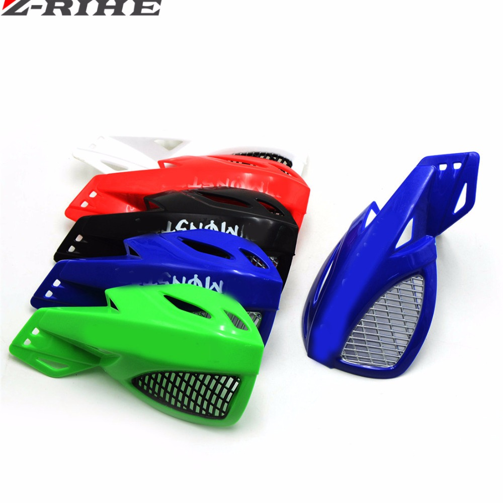 1 Pair 7/8 Motorcycle Hand Guards Handguards fit for Harley Dirt Bike Honda Yamaha Kawasaki Scooter ATV Bimota Ducati Motocross dwcx motorcycle adjustable chain tensioner bolt on roller motocross for harley honda dirt street bike atv banshee suzuki chopper