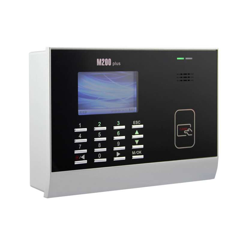 FreeShipping By DHL TCP/IP 125KHz Proximity Card Time Attendance / 125Khz Rfid Card Time Clock with TCP/IP 125khz proximity rfid card time attendance 125khz em card time clock with tcp ip