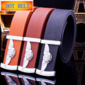 New hot Male belts Luxury brand belts for men casual strap fashion designer PU leather belts man 2017 ceinture homme