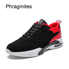 Phragmites New Autumn Trend Male Sneakers Air Cushion Damping Running Shoes Leisure Travel