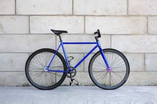 8beb18af705 placeholder 1 piece fixie Bicycle Fixed gear bike 46cm 52cm 56cm DIY single  speed road bike track