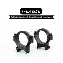 2PCS 30mm Hunting Riflescope Mount Ring 20MM Picatinny Rail  Low Air Gun Rifle Scope Mounts