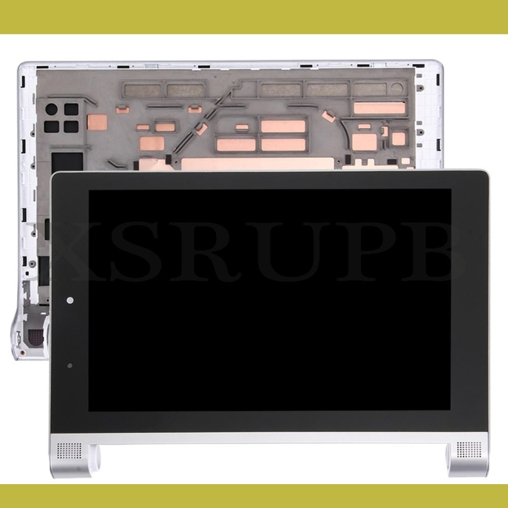 USed Small scratches For Lenovo YOGA YT3-850M YT3-850F LCD Display With Touch Screen Digitizer Frame srjtek 8 for lenovo yoga yt3 850 yt3 850m yt3 850f lcd display with touch screen digitizer glass panel sensor assembly parts