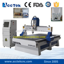 Cheap T-slot table 4 axis 1325 3d wood carving machines woodworking cnc machines for sale