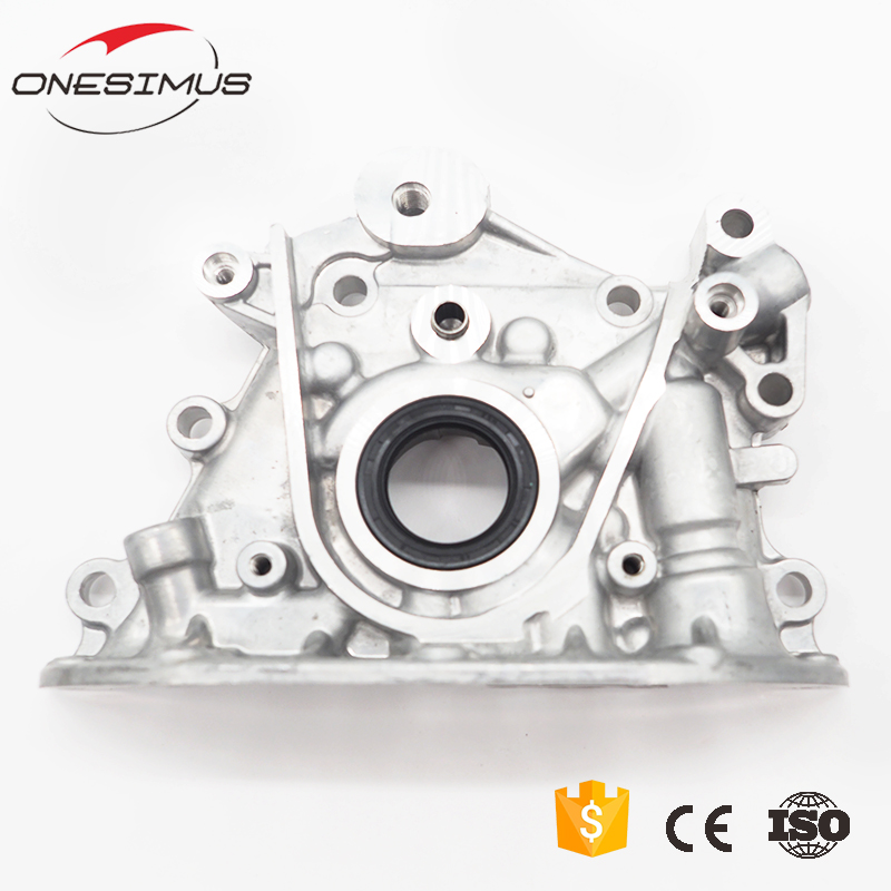ONESIMUS Brand OEM Number 15100-02120/15100-11070 Durable Oil Pump Fits For Toyota Engine Parts Engine Model 5A/5E/5EFE/5K/5S