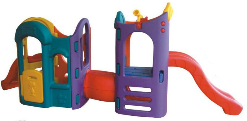 kids indoor plastic slide-in Playground from Sports ...