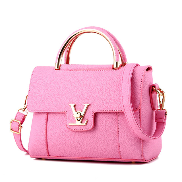 Flap V Women's Leather...