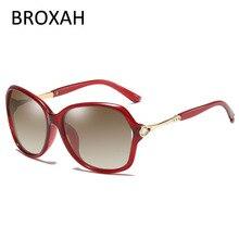 BRAND DESIGN Fashion Polarized Sunglasses Women 2019 Plastic Sun Glasses Female Gradient Shades Eyewear Gafas De Sol Femeninas