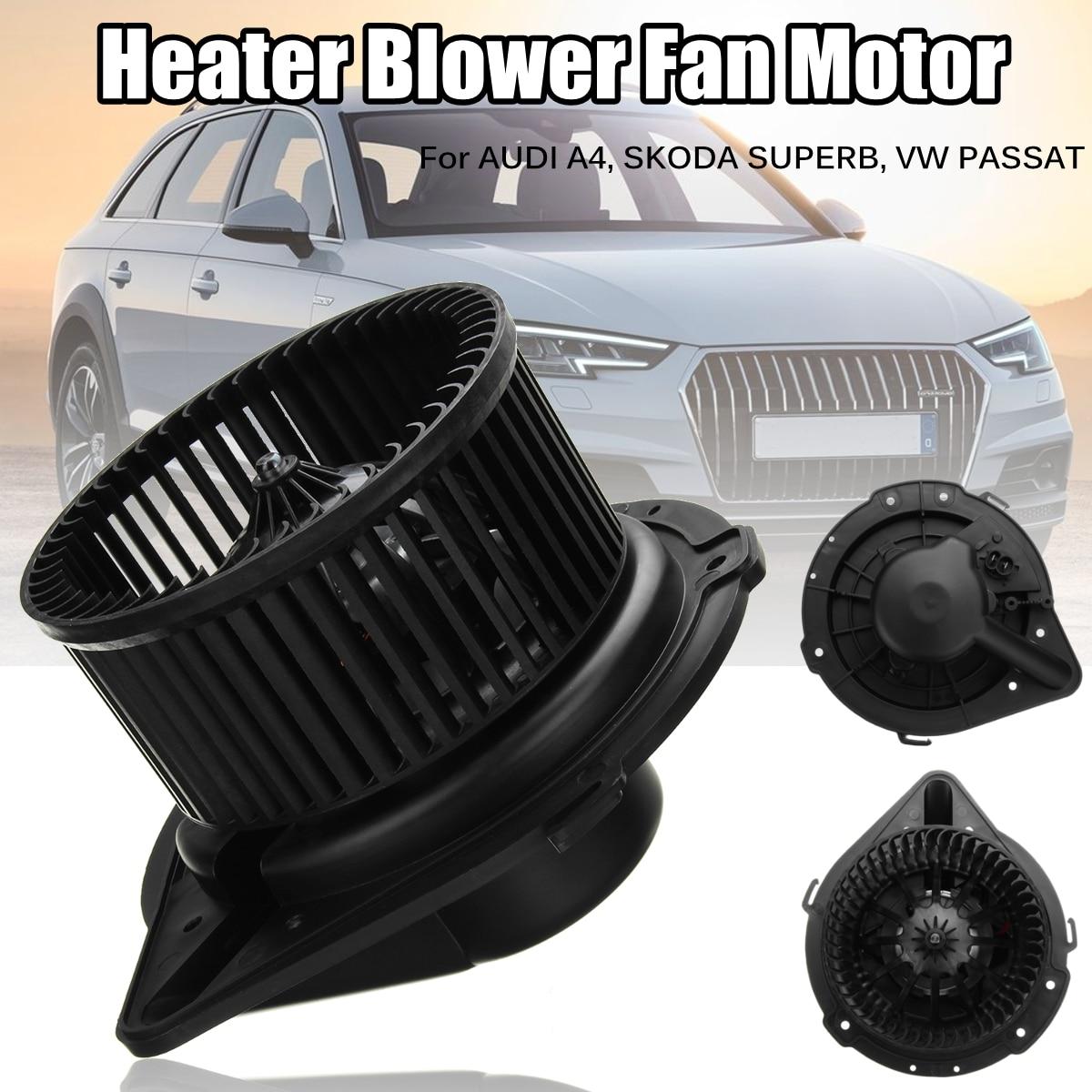 8D2820021A/8D282002 Car A/C Heater Blower Fan Motor for Audi A4/VW Passat 1996-2005 Skoda Superb 2001-2008