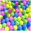Baby Playpen Baby Pool Balls Playpen 100Pcs Eco-Friendly Colorful  Ocean Balls Soft Plastic Ocean Ball Baby High Quality Sports