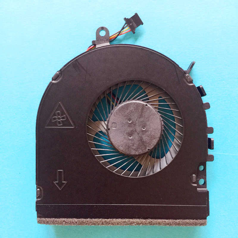 Máy tính xách tay mới CPU làm mát fan Cooler tản nhiệt Máy Tính Xách Tay cho HP Envy Loạt 15-AE041NR 15-AE042NR 15-AE076CA 15T-AE000 SUNON