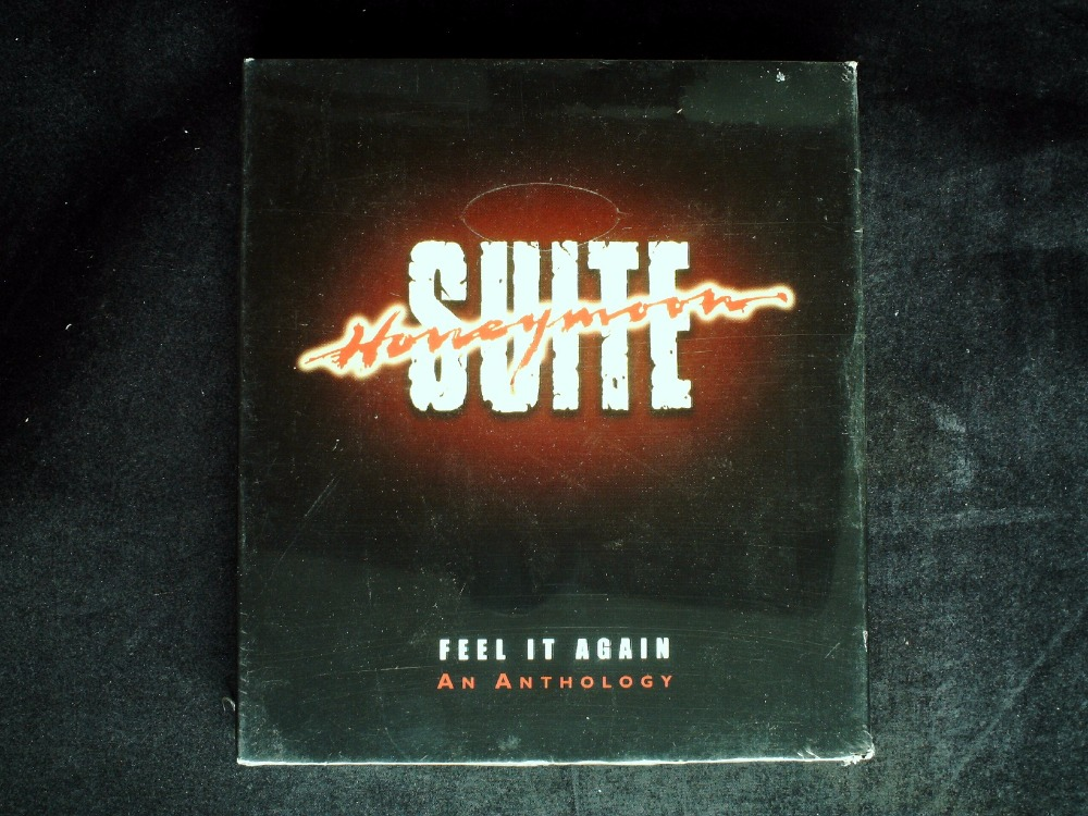 Honeymoon Suite - Feel It Again: An Anthology 2CD Brand New RARE feel this lp cd