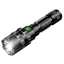 zk20 LED Rechargeable Tactical Flashlight 5 Modes 10000 Lume