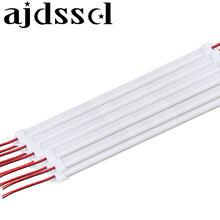 10 шт * 50 см 12 светодиодный постоянного тока 5730 Светодиодная