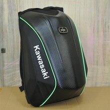ec76834bf1990 Darmowa wysyłka ochronne Gears połączenie torba dla Kawasaki motocykl plecak  Motocross saszetka na nogę na co dzień w klatce pie.