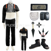 Hot Naruto Sai Cosplay Costume Halloween Costume Full Set  2017 new video capture for pc for windows xp vista 7 8 10 dvr card with snapshot key free shipping