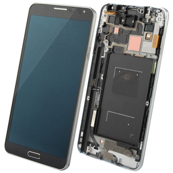 Original LCD Display + Touch Panel with Frame for Galaxy Note III / N900V