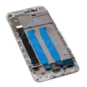 Image 5 - شاومي Mi A1 MiA1 Mi5X Mi 5X شاشة lcd تعمل باللمس محول الأرقام مع الإطار استبدال أجزاء ل شاومي Mi A1 LCD