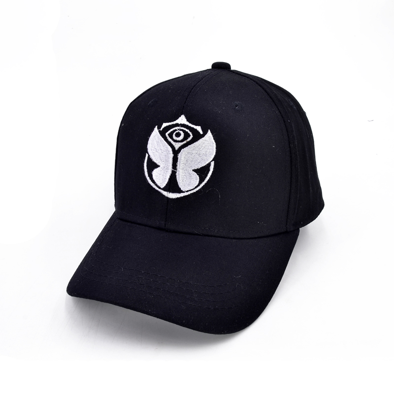 TomorrowLand Rock Band Hip Hop   baseball     Cap   Fashion Summer Casual sports Hat Men women Fashion Adjustable hat