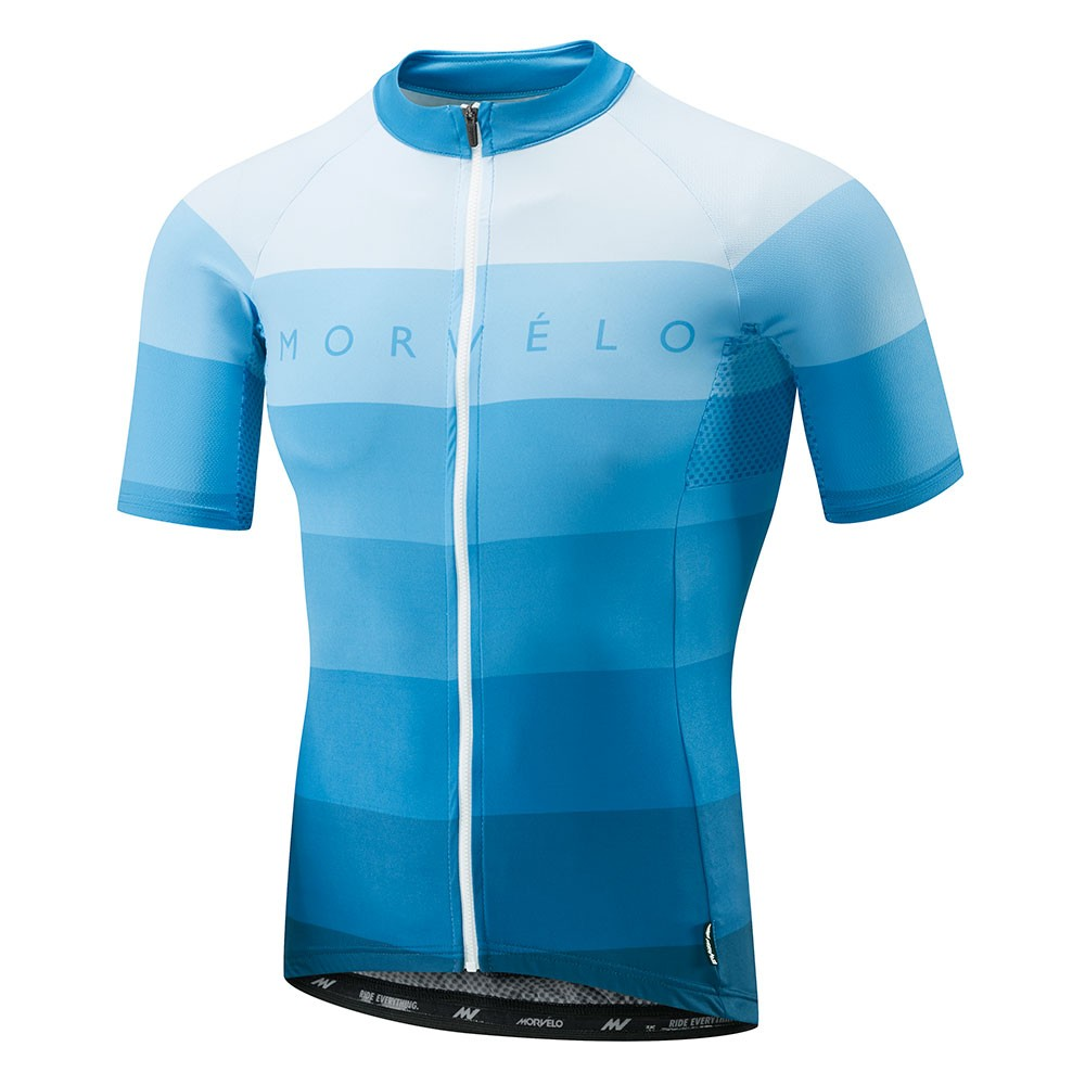 summer Morvelo Jersey mtb maillot New Jersey Breathable Quick-drying Short-sleeved cycling shirt Bike Wear Ropa Ciclismo Set