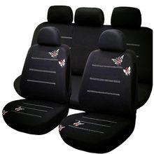 Nova capa de assento de carro algodão + pano 4 temporada para hyundai santa fe ix25 solaris à prova de água capa para banco de carro