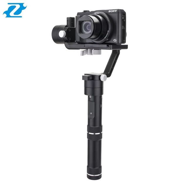 Zhiyun Crane M 3 axis Handheld Stabilizer Gimbal for DSLR Cameras Support 650g Smartphone Gopro 3 Xiaoyi Action camera free DHL