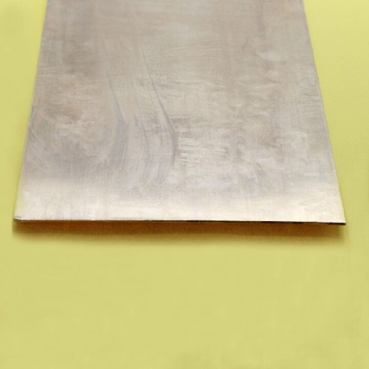 20mm thick 50x50mm ,C17200 beryllium bronze with beryllium copper alloy  Strip beryllium bronze sheet plate HRC45