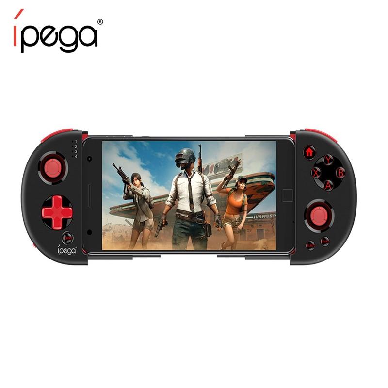 IPEGA PG 9087 Game Controller Gamepad Joystick para Telefone Android 9087 Bluetooth Prorrogável Joystick para Tablet PC Android Tv Box