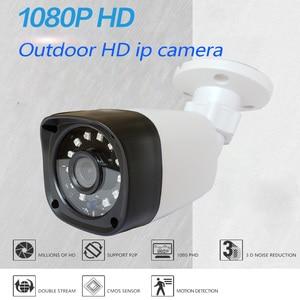 Image 2 - H.265 IP מצלמה 1080 P 2.8mm 3.6mm ONVIF P2P 48 v poe ip לנטנה רשת ipcam XMEye מעקב xm אבטחת CCTV חיצוני
