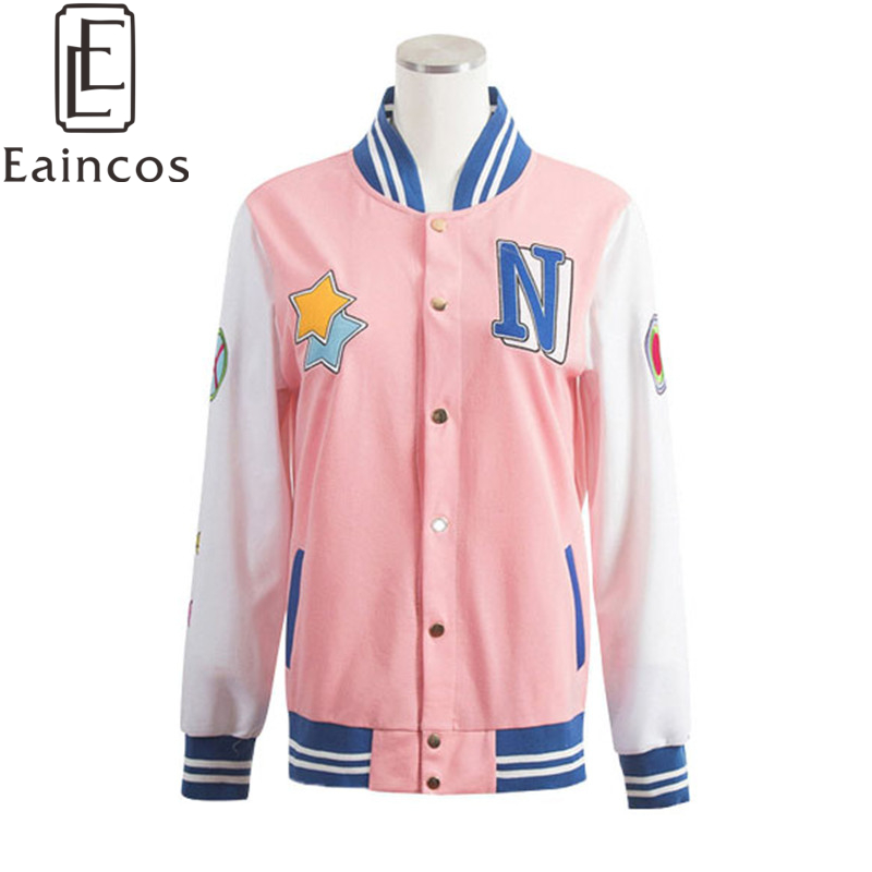 Flat Earth Unisex Baseball Uniform Jacket Sweatshirt Sport Coat
