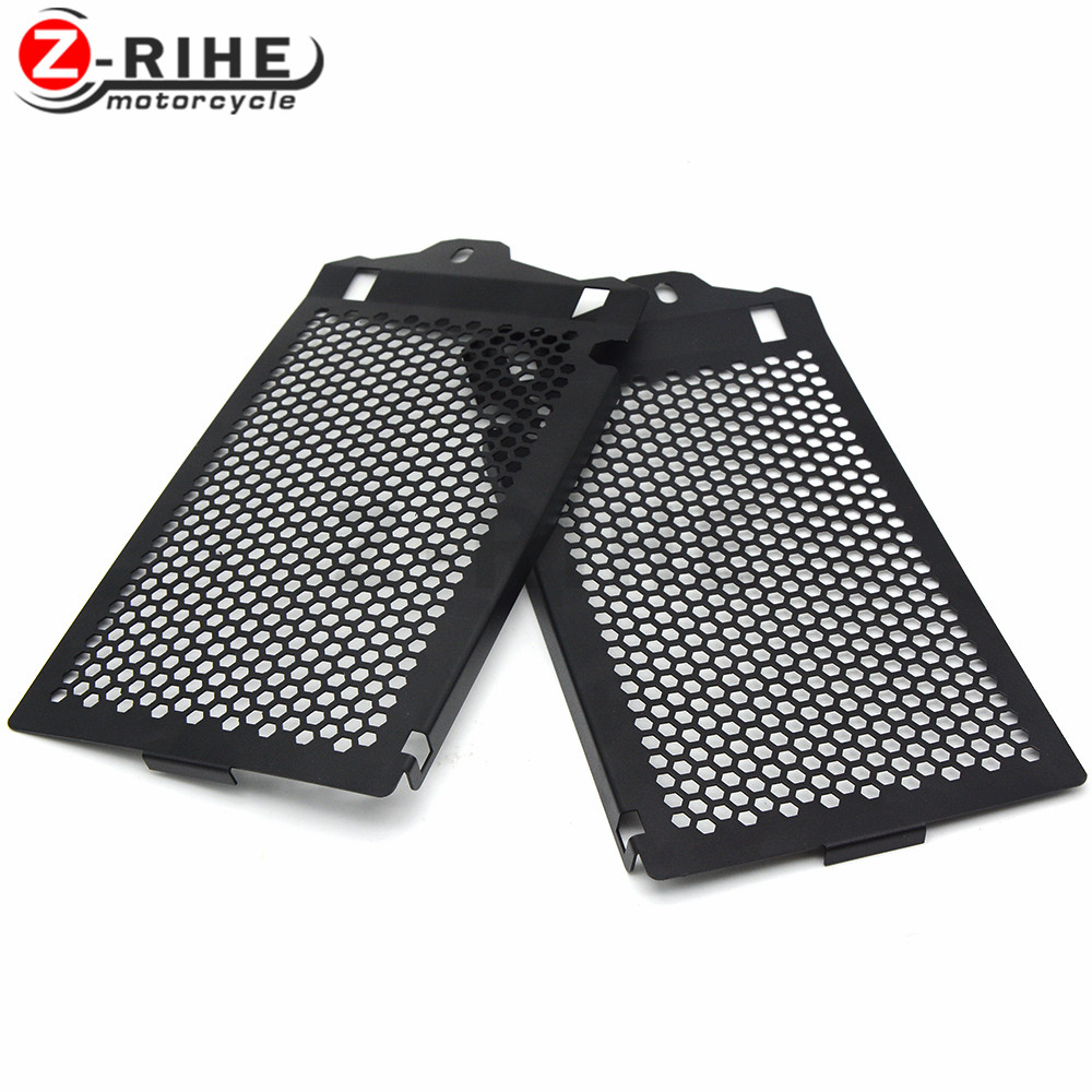 For BMW R1200GS Motorcycles Radiator Grill Guard Cooler Cover for  BMW F800S F 800 S F800 S F 800S 2006-2013 2007 2008 2009 2010 radiator grille guard cover for suzuki gsr400 gsr 600 2006 2007 2008 2009 2010 2011 2012 protector motorcycle accessories