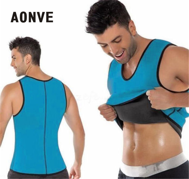 5a115932941 Waist Corset Slimming Belt Belly Sheath Men Shaper Vest Body Shapewear Waist  Trainer Sweat Neopre   Kilimall Kenya