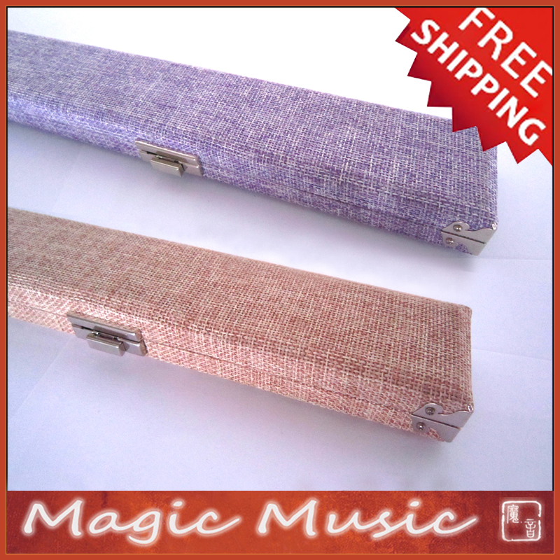 Free shipping Top Quality Knit Fabric Exterior One Bow Case for Violin and Viola Bow Blue