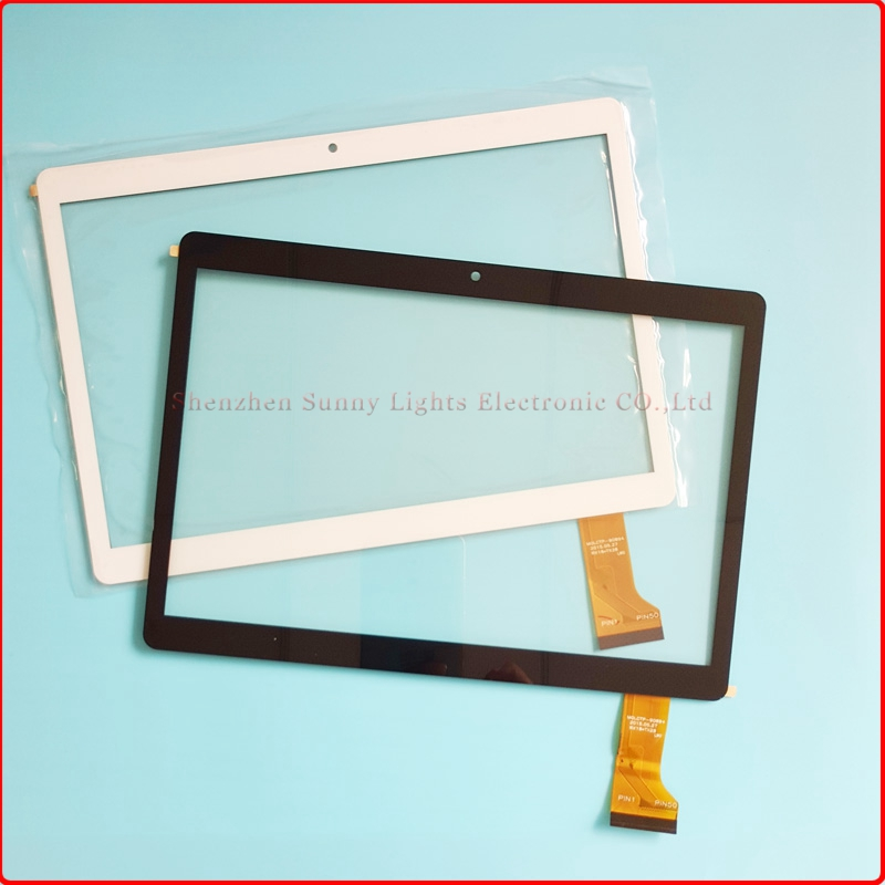 New 9.6'' inch Tablet Capacitive Touch Screen Replacement For YLD-CEGA400-FPC-A0 Digitizer External screen Sensor Free Shipping black new 8 tablet pc yj314fpc v0 fhx authentic touch screen handwriting screen multi point capacitive screen external screen