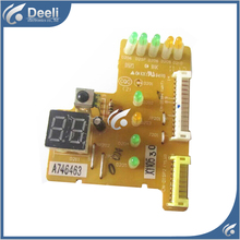 95% new good working for Air conditioning display board remote control receiver board plate A746463