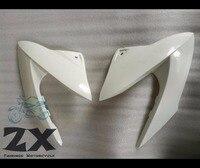 Fairings Injection For YAMAHA XJ6 Yamaha XJ6 2009 2012 09 10 11 12 life and right ZXMT Unpainted Bodywork Fairing
