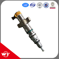 Original 10R7222 387 9433 CAT Injector common rail injector suit for CAT C9