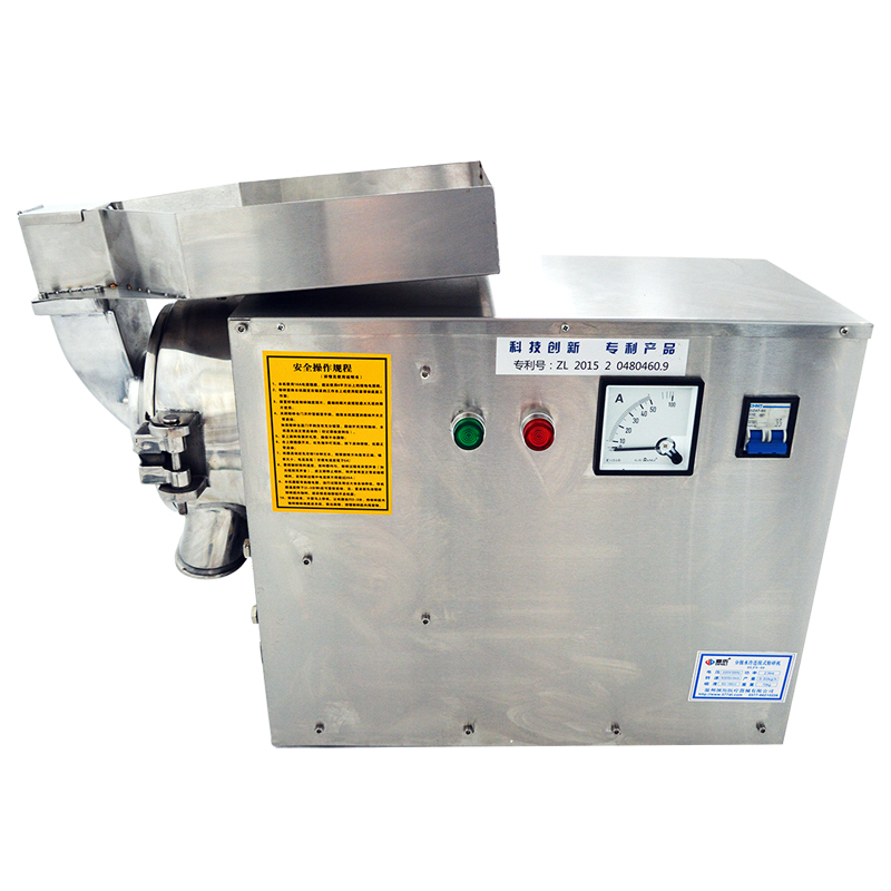 New DLF-60S Chinese Herbal Medicine Grinder Commercial Flow-through Water-cooled Powder Machine Ultrafine Grinding Mill Machine