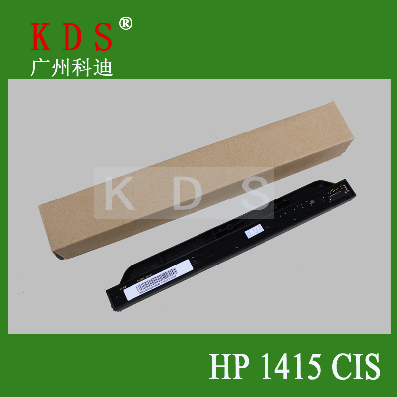 Retail Pre-tested Contact Image Sensors(CIS) For HP 1415 flatbed scanner head in balck secondhand printer consumable scanner for samsung 760 650 cis contact image sensors new printer spare part used in black free shipping
