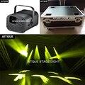 4 шт./корпус лазерный луч 2r лазерный луч Снайпер dj сканеры dj светодиодный луч dmx gobo проектор Сканер Свет flycase