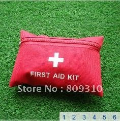Medical Bag Outdoor travel camping earthquake car survival medicine bag /family first aid kit/life-saving bag Free shipping