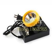 Bozz BK2000 1W Lithium Ion Battery Led Headlamp For Mining Camping Hiking Cap Lamp