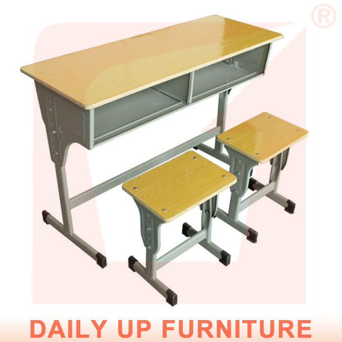 US $38.8 |Two Seater School Desk & Chair Classroom Bench Furniture Wooden  Study Table For Children-in School Sets from Furniture on Aliexpress.com |  ...
