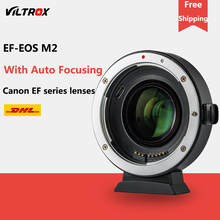 Viltrox EF-EOS M2 Mount Adapter for Canon EF Series Lenses for Canon Camera Canon Accessories Lens Adapter