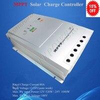 40amp Tracer4210RN 12 v 24 v auto travail solaire contrôleur de charge 40A livraison gratuite livraison rapide